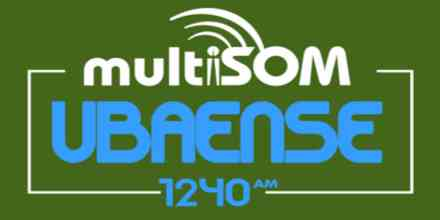 Multisom Ubaense 1240 AM
