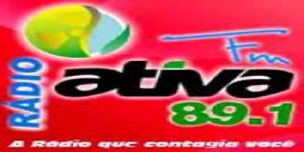 Radio Ativa 89.1