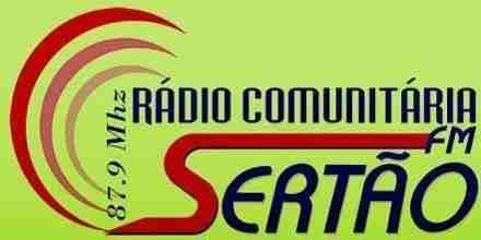 Radio Comunitaria Sertao FM