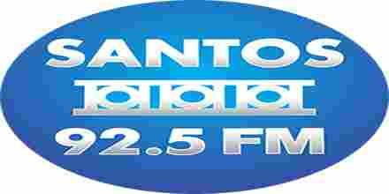 Santos FM 92.5