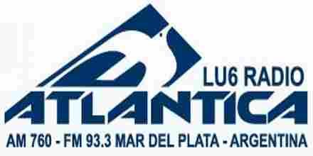 LU6 Radio Atlantica
