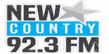 New Country 92.3 FM