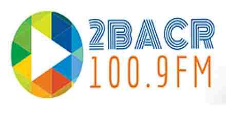 2BACR 100.9 FM