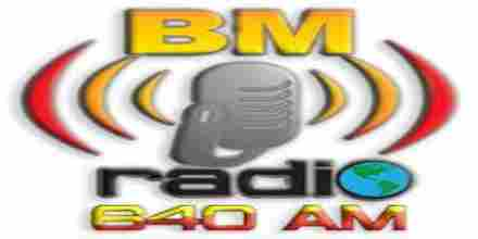 БМ Радио 640 М.