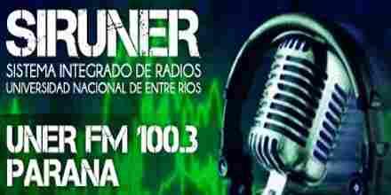 FM 100.3 Parana