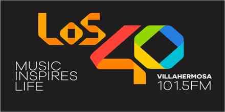 Los 40 Villahermosa