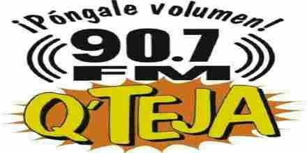 QTeja 90.7 FM