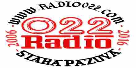 Radio 022