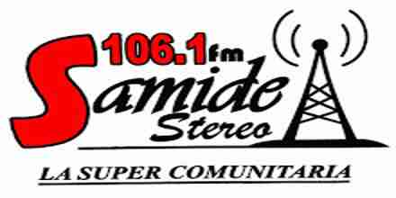 Samide Stereo 106.1 FM