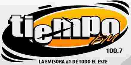 Tiempo FM 100.7