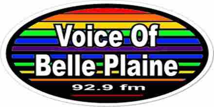 Voice of Belle Plaine