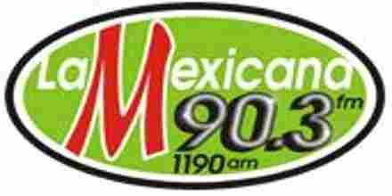 La Mexicana 90.3 FM