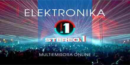 Stereo 1 Elektronika