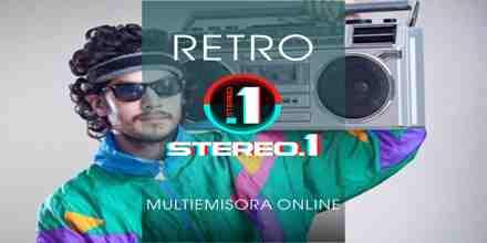 Stereo 1 Retro