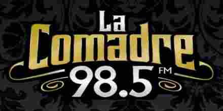 La Comadre 98.5 San Luis Potosi