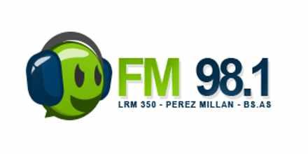 FM 98.1 Perez Millan