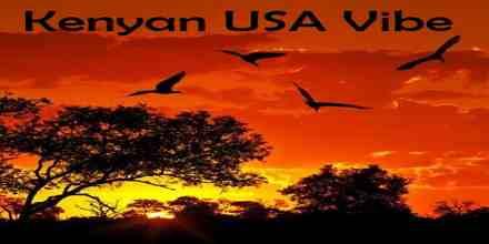 Kenyan USA Vibe