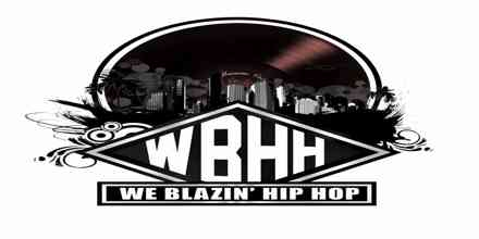 WBHH We Blazin Hip Hop