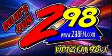 WDTZ 98.1 FM-