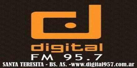 Digitaler FM- 95.7