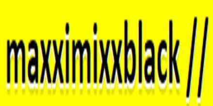 Maxxi Mixx Black