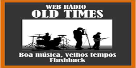 Web Radio Old Times