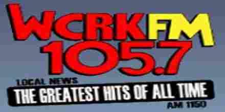 105.7 WCRK FM