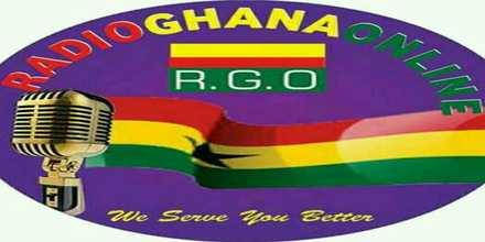 Radio Ghana Online