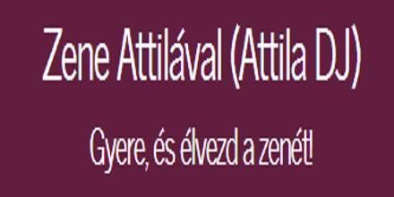Zene Attila Radio7 Kanizsaval