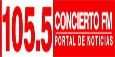105.5 FM Concierto