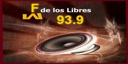 FM De Los Libres 93.9