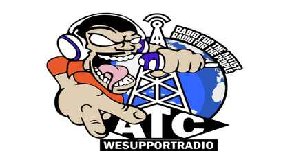 ATC We Support Radio