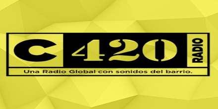 """<span lang =""""es"""">Cabina420 Radio</span>"""