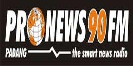 """<span lang =""""id"""">Pronews 90 FM</span>"""