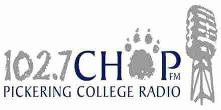 102.7 CHOP FM
