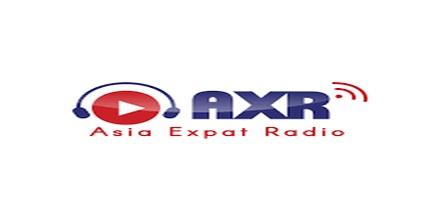 AXR Asia Expat Radio Hong Kong