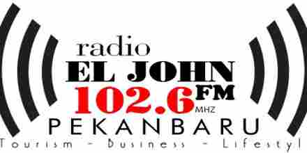 EL JOHN 102.6 FM