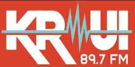KRUI FM