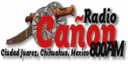 Canon di radio 800 AM