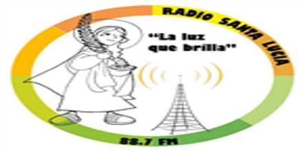 "<span lang =""es"">Radio Santa Lucia</span>"