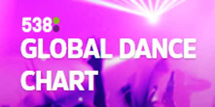 538 Global Dance Chart