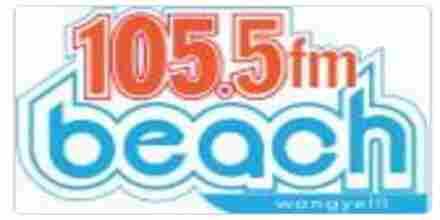 BEACH FM 105.5