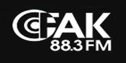 CFAK FM
