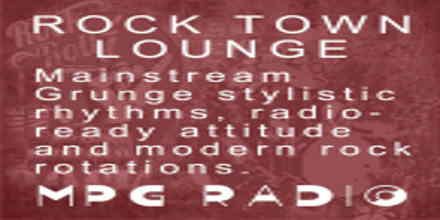 MPG Radio Rock Town Lounge