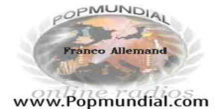 PopMundial Pop4 Franco Allemand
