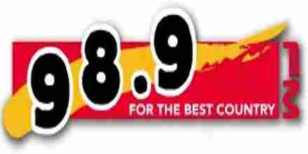 98.9 FM