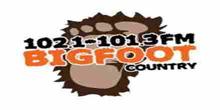 Bigfoot Country 102.1