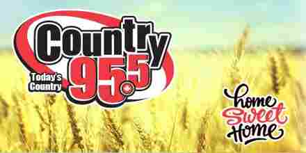 Country 95.5 FM