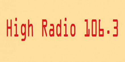 High Radio 106.3