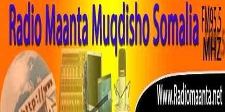 Radio Maanta
